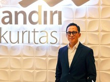 Eks Bos HSBC Oki Ramadhana Jadi Dirut Mandiri Sekuritas
