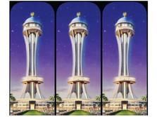 Monas Lewat, Tower Pencakar Langit Disiapkan di Ibu Kota Baru