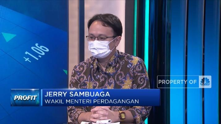 Penjelasan Wamendag Soal Pembentukan Bursa Kripto Indonesia (CNBC Indonesia TV)