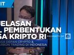 Penjelasan Wamendag Soal Pembentukan Bursa Kripto Indonesia