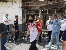 41 Orang Tewas di Lapas Tangerang, 2 WN Afsel dan Portugal