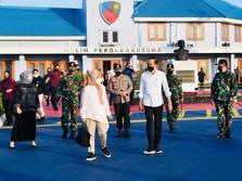 Jokowi Terbang ke Bali Hari Ini: Tanam Mangrove-Cek Venue G20