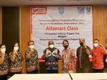 Hadir di Papua, Alfamart Class Cetak Lulusan SMK Siap Kerja