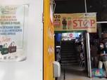 Mohon Maaf, Pasar Tebet Larang Penggunaan Kantong Plastik