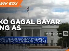 Janet Yellen Ingatkan Parlemen Soal Risiko Gagal Bayar Utang