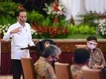 Jokowi Tegaskan Ekonomi Tak Akan Naik Selama Covid-19 Meledak