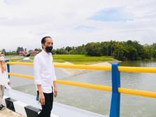 Jokowi Tiba-tiba Mampir ke Jogja, Ada Urusan Apa?