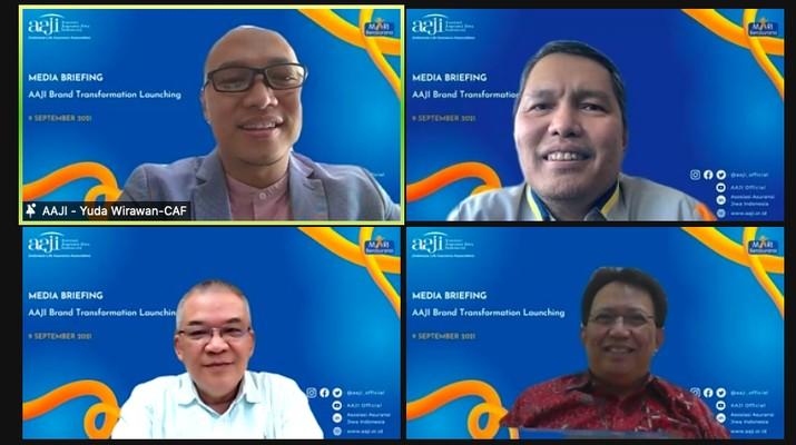 Asosiasi Asuransi Jiwa Indonesia (AAJI) melakukan transformasi brand AAJI untuk mempertahankan pertumbuhan positif.