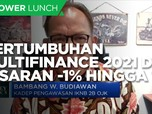 OJK: Pertumbuhan Multifinance 2021 di Kisaran -1% Hingga 1%