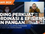 Rektor IPB:Holding BUMN Pangan Perkuat Koordinasi & Efisiensi