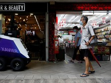 Lumpuh Wajah Setelah Divaksin Sinovac Terjadi di Singapura