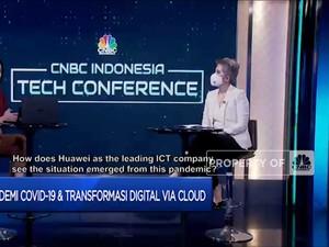 Solusi Teknologi Huawei di Tengah Pandemi Covid-19