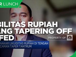 Analisis Stabilitas Rupiah Jelang Tapering Off The Fed