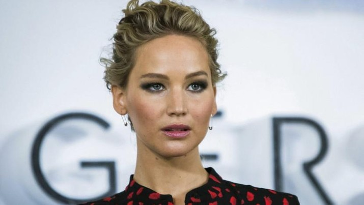 Jennifer Lawrence. AP/
