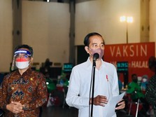 Jokowi: Proteksi Diri, Karena Covid-19 Tak Mungkin Hilang!