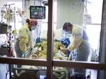 Covid Amerika Makin Ngeri, Infeksi Mingguan Tembus 152 Ribu