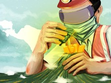 Fakta-fakta 'Harta Karun' RI, Gunung Emas Blok Wabu