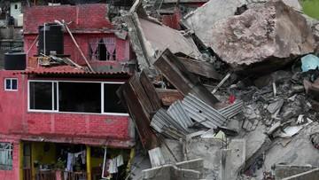 Bencana Meksiko, Puluhan Rumah Ambruk karena Longsor thumbnail