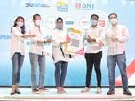 BNI & BukuWarung Kolaborasi Dorong Transaksi QRIS untuk UMKM