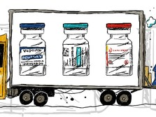 Perkenalkan, Inilah Tiga Vaksin Baru Demi Lawan Corona di RI