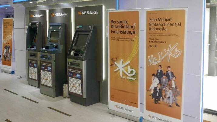 PT Bank KB Bukopin Tbk (KB Bukopin) adalah perusahaan yang bergerak di bidang perbankan. Didirikan pada tanggal 10 Juli 1970 dengan nama Bank Umum Koperasi Indonesia, Bank Bukopin tercatat di Bursa Efek Indonesia sejak tahun 2006 dengan kode emiten BBKP.