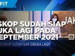 Bioskop Bakal Buka 14 September,  Pengusaha Siapkan Ini!
