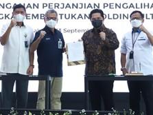 Holding BUMN Ultra Mikro & Nasib Karyawan PNM-Pegadaian