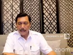Luhut: PPKM Jawa-Bali Kembali Diperpanjang ke 20 September