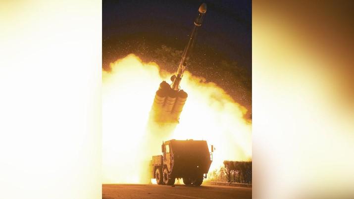 Nuklir Korea Utara (AP)