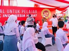 Jokowi: Stok Vaksin Habis & Tak Dikirim Menkes, Telepon Saya!