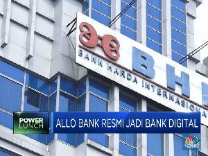 Selamat! Allo Bank Resmi Jadi Bank Digital