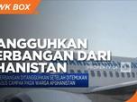 AS Tangguhkan Penerbangan dari Afghanistan Sampai Pekan Depan