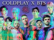 Para Fans Merapat, BTS dan Coldplay Umumkan Collab!