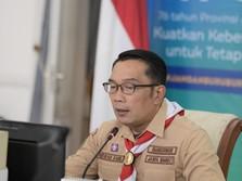 Kang Emil: Pariwisata Bangkit 2022 jika Vaksin Selesai 2021