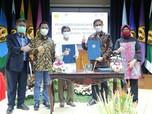 Telkom Dukung Unpad menuju Hybrid University