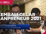 Dorong UMKM Go Global, BRI Kembali Gelar Brilianpreneur 2021