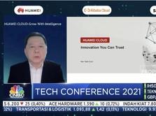 Huawei Bicara Soal Cara Transformasi Digital