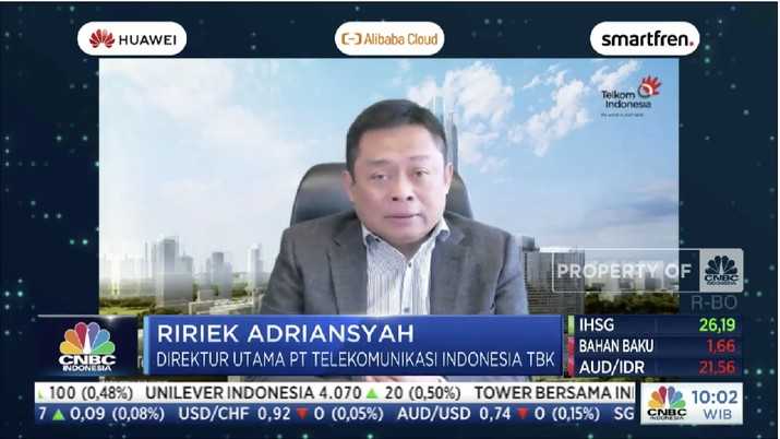 Foto/ Tech Conference/CNBC Indonesia