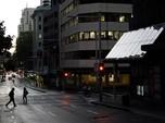 Pemandangan 'Tak Biasa' Canberra Australia yang Kena Lockdown