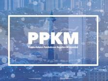 Update PPKM Diumumkan Luhut Jam 17.00 WIB, Diperpanjang?