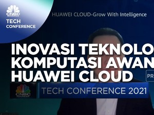 Inovasi Teknologi Komputasi Awan di Huawei Cloud