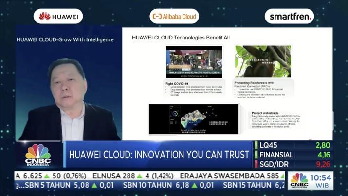 Neo Teck Guan Senior Director Huawei Cloud