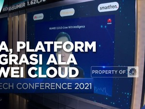 ROMA, Platform Integrasi Ala Huawei Cloud