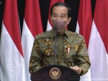 Ada Kabar Baik dari Jokowi Tentang Covid di Indonesia
