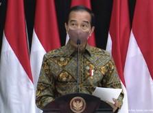 Jokowi Kritik Kampus Masih Ajarkan Ilmu 20 Tahun yang Lalu