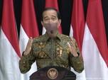 Ada Kabar Baik dari Jokowi Soal Covid-19 RI