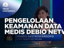 Strategi Pengelolaan Keamanan Data Medis DeBio Network