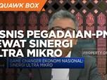 Sunarso & Arah Bisnis Pegadaian-PNM Lewat Sinergi Ultra Mikro