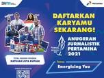Pertamina Gelar Anugerah Jurnalistik Pertamina 2021