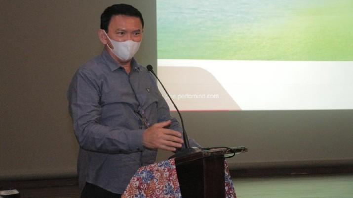 Basuki Tjahaja Purnama kunjungi Blok Rokan. Doc Pertamina